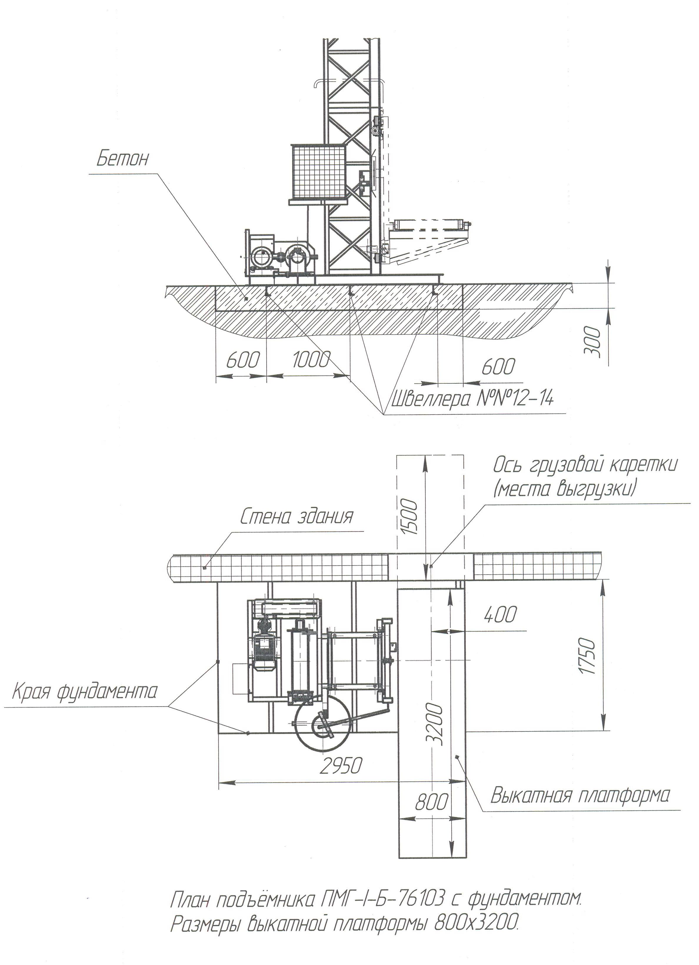 Строительные подъемники строительный подъемник