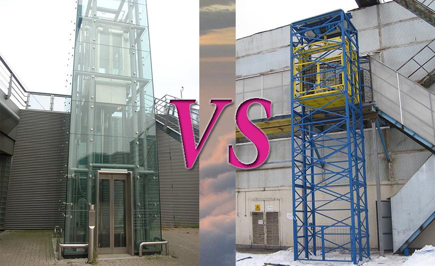 Самые зрелищные лифты в мире