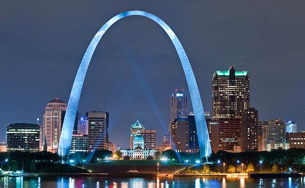 Лифт Gateway Arch Сент-Луис, штат Миссури