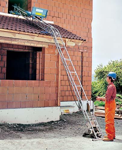 Подъемник своими руками для строительства дома 80