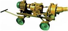 Насос НДНЭ-4,  с электродвигателем