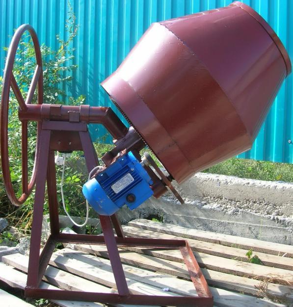 продажа бетоносмесителей