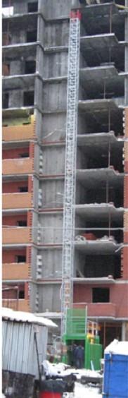 подъемники строительные грузопассажирские