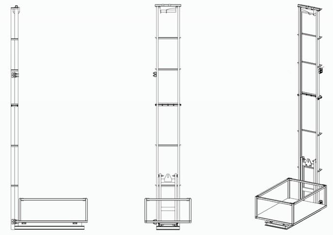 Зачем покупать малый грузовой лифт?