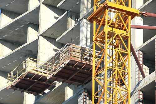 выносные строительные площадки